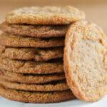 My Grandma's Molasses Cookies