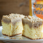 Orange Juice Crumb Cake