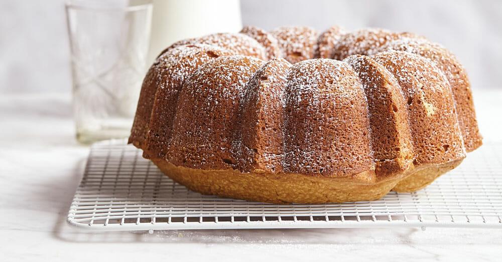 Mama S Cake Recipe Italian: Mama's Cream Cheese Pound Cake