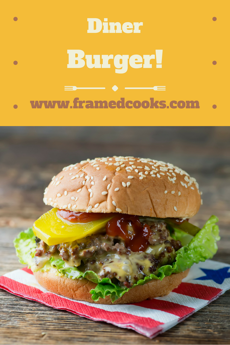 Like your burgers smashed with lots of nooks and crannies for cheese?  Here's your recipe!