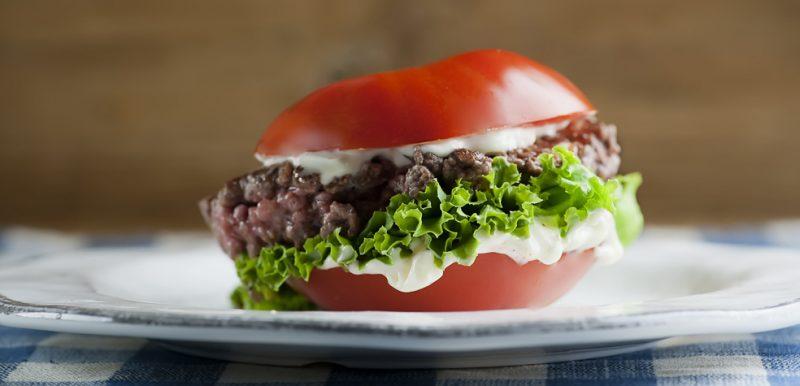 Tomato Bun Burgers