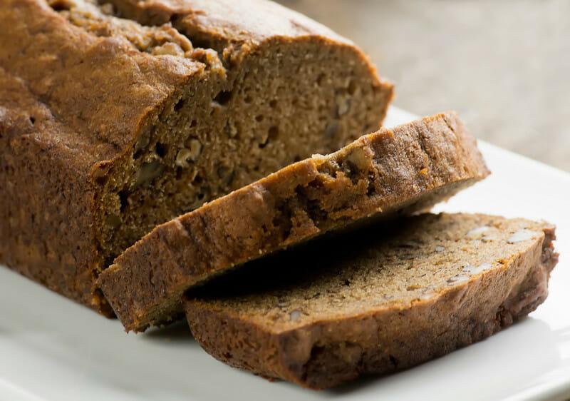 Recipe Mini Loaf Cakes Coffee And Walnut