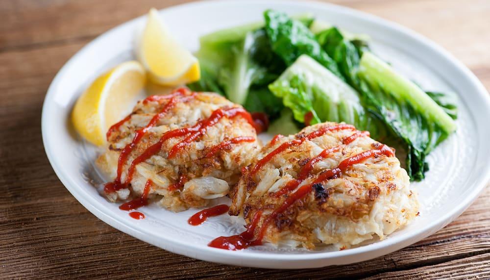English Crab Cakes Recipe
