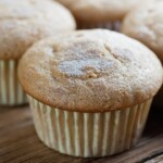 Applesauce Blender Muffins