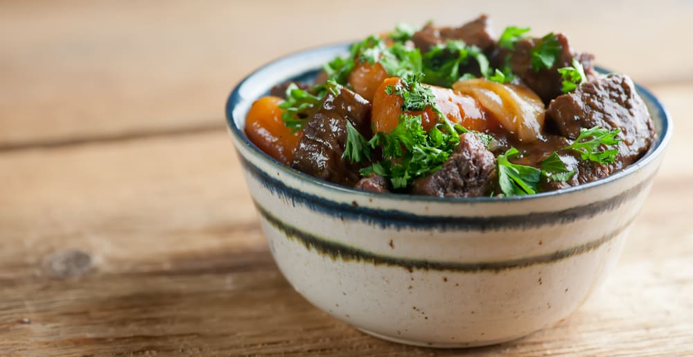 Easy Instant Pot Beef Stew