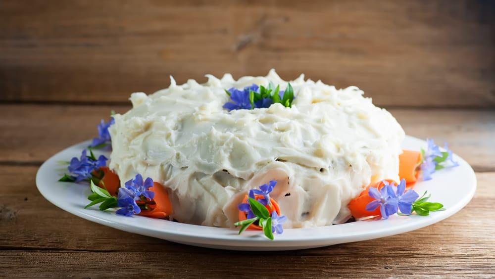 Mama's Best Carrot Cake