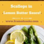 scallops in lemon butter sauce