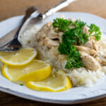 easy lemon buttered chicken