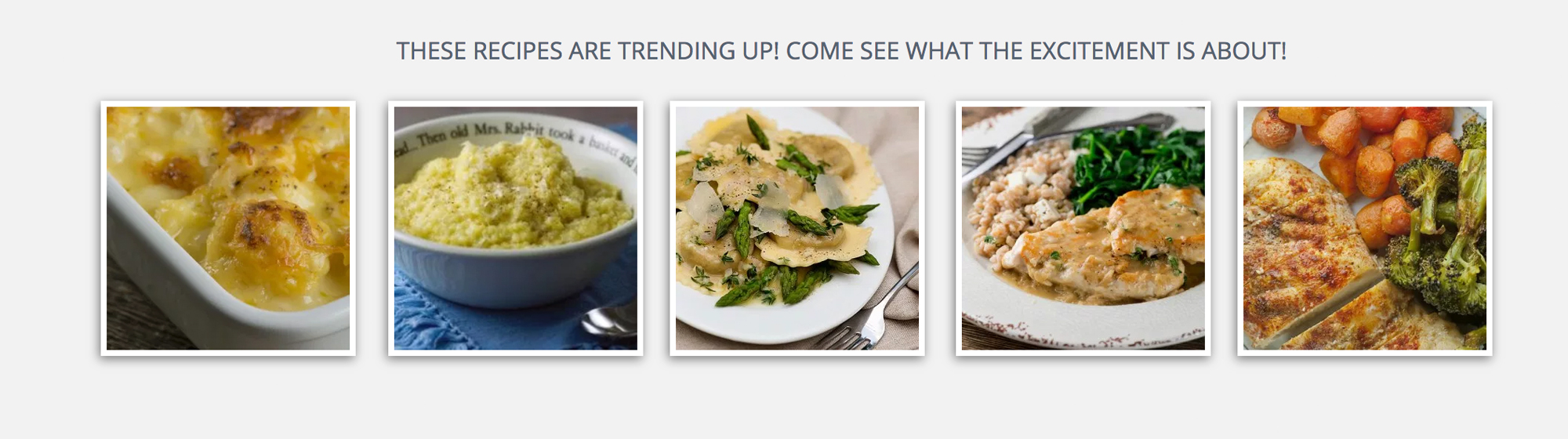 trending recipes