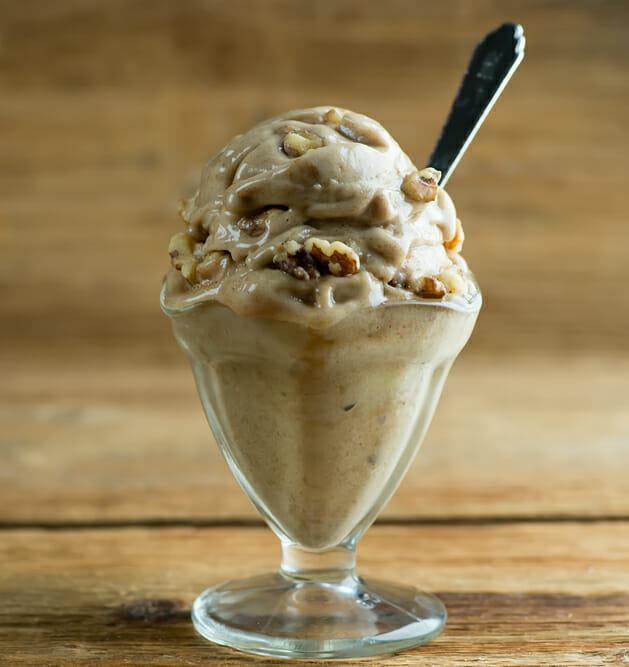 banana bread ice cream
