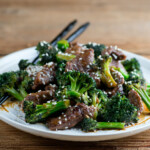 easy beef with broccoli recipe
