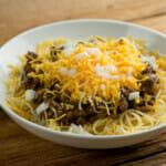 easy Cincinnati chili