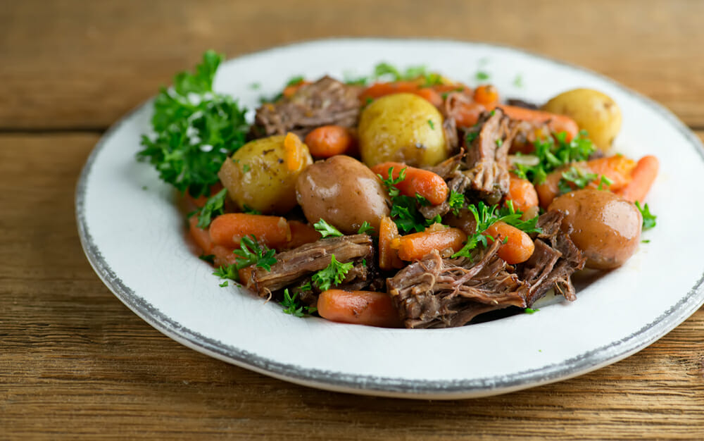 Easy Instant pot roast