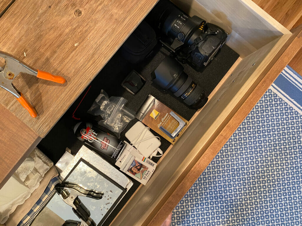 studio drawer