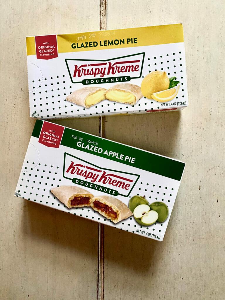Krispy Kreme Fruit Pies