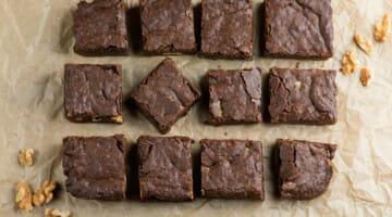 Easy Saucepan Brownies