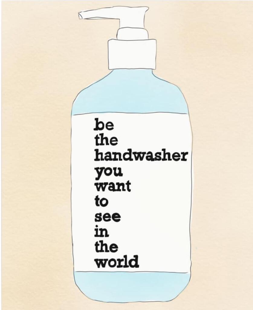 hand washer