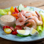 easy classic shrimp louie salad