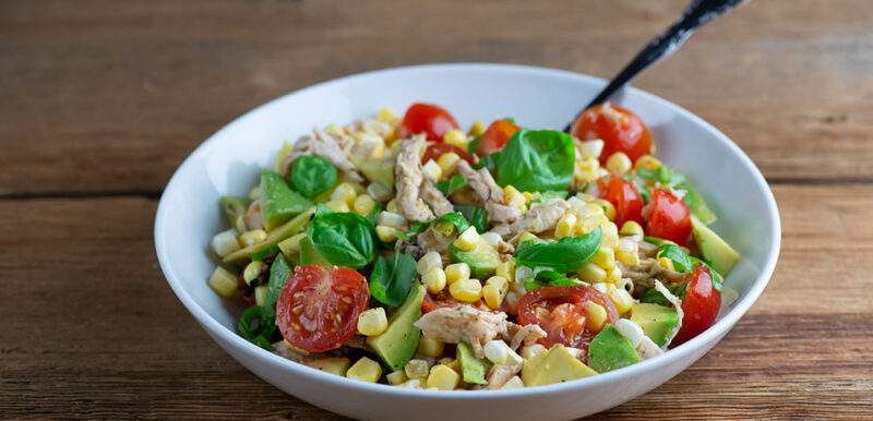farmer's market chicken salad recipe