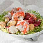 shrimp and new potato salad recipe