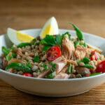 Tuna Nicoise Grain Bowl