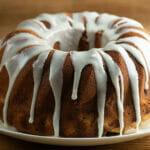 apple cider bundt cake