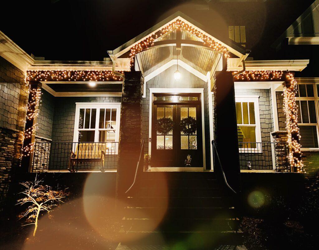 Carolina Christmas House