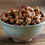 brown sugar bacon cashews