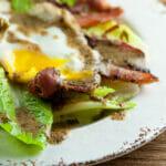easy classic bistro salad