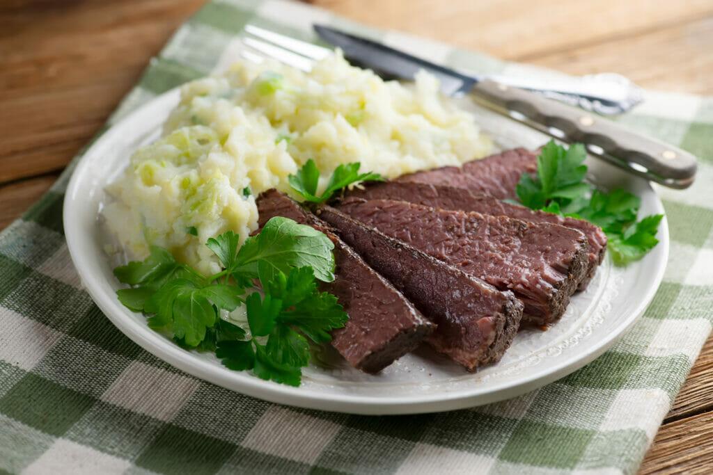 Irish Corned Beef