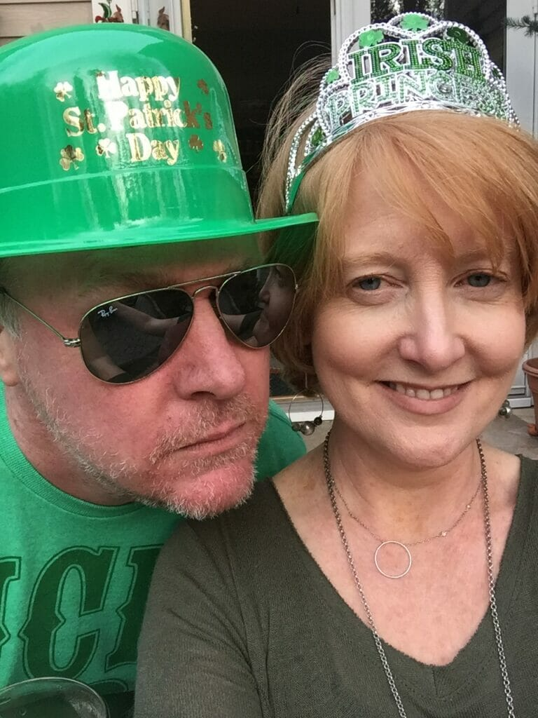 St Patricks Day friends