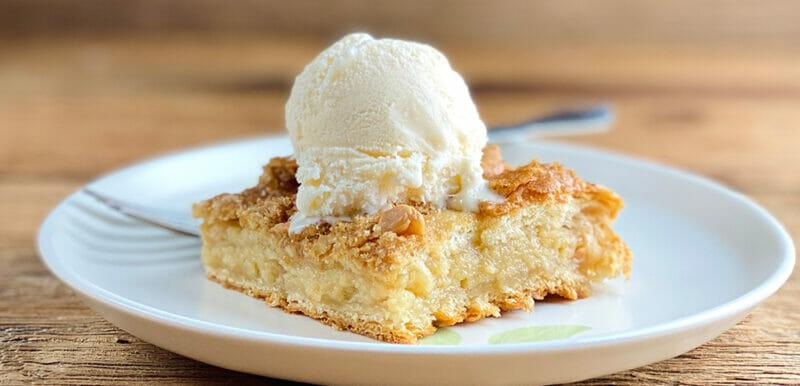 easy cream cheese coffee cake