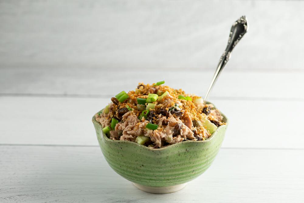 kitchen sink tuna salad