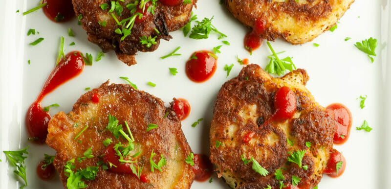 best clam fritters