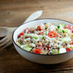 Greek Grain Salad