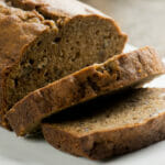 coffee walnut banana bread