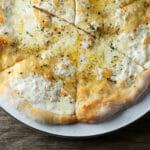Honey Cheese Pizza