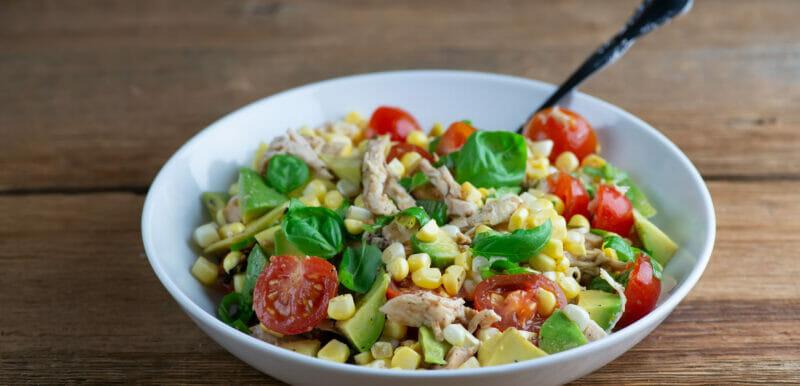 farmers market chicken salad