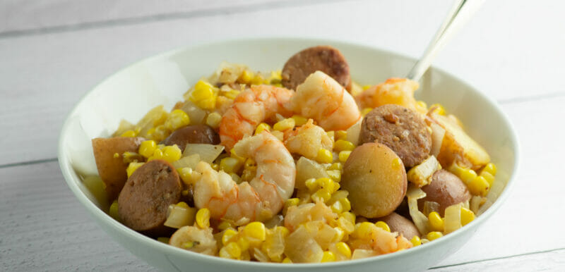 low country boil skillet