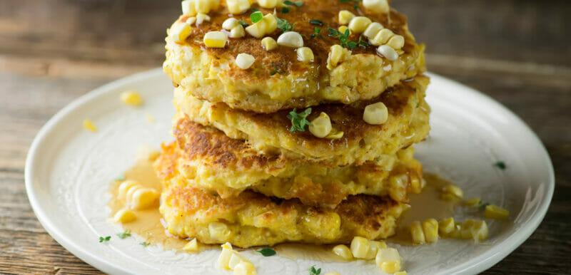 ten easy fresh corn recipes