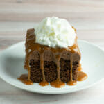 Easy Chocolate Caramel Cake