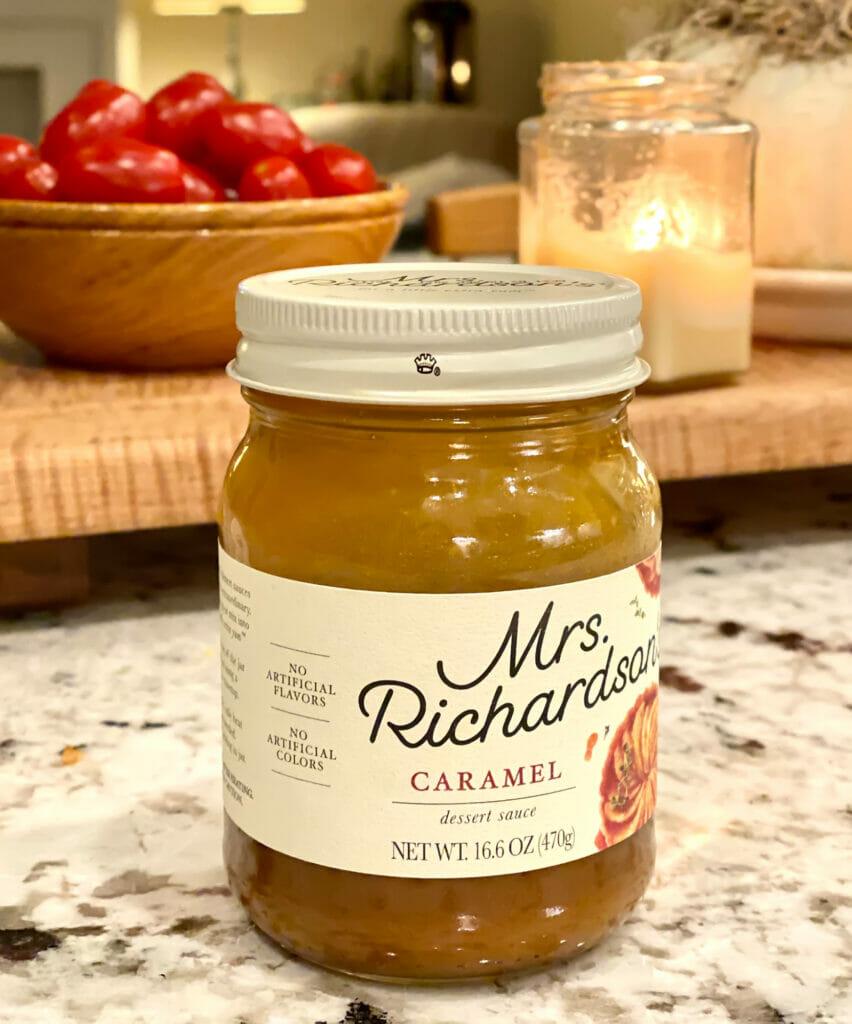 Mrs Richardson caramel sauce