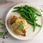 rosemary peppercorn chicken