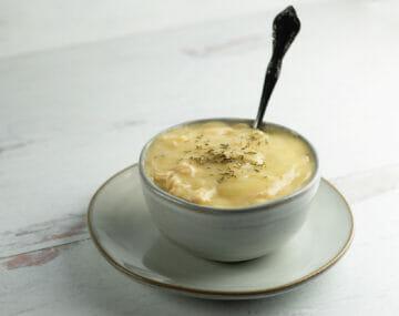 Hearty Chicken Cauliflower Soup