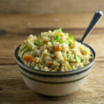 Stovetop Chicken and Rice recipe